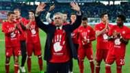Carlo Ancelotti Bayern Munchen Bundesliga