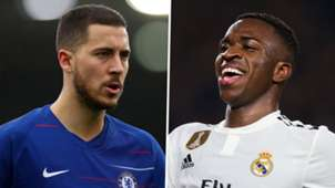 Hazard Vinicius Junior