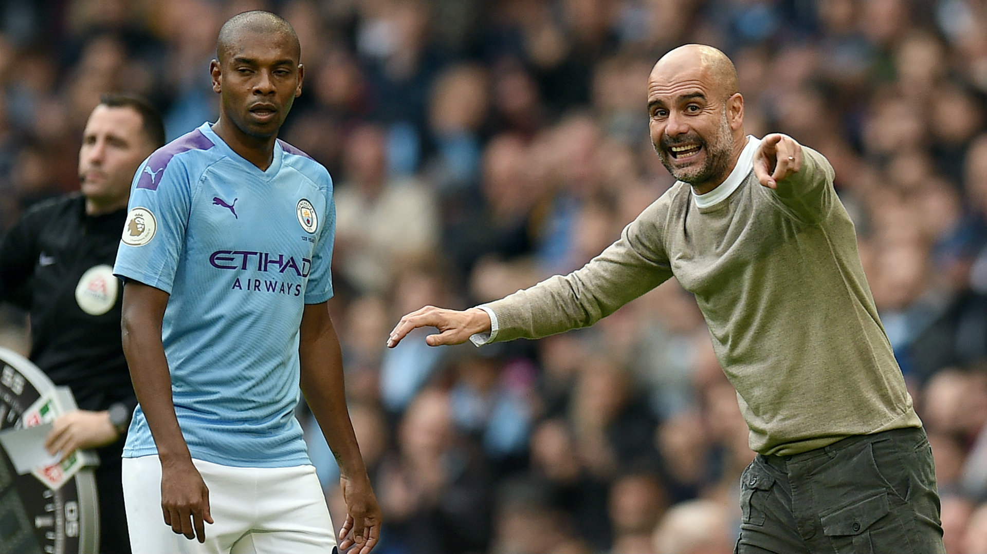 'He looks at the smallest details' - Fernandinho gives insight into Guardiola's meticulous planning