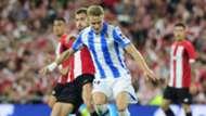 Martin Odegaard Athletic Bilbao Real Sociedad LaLiga 30082019