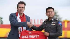 Mike Mulvey Police Tero Thai League 05062017