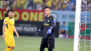 Tran Nguyen Manh Viettel Song Lam Nghe An V.League 2019