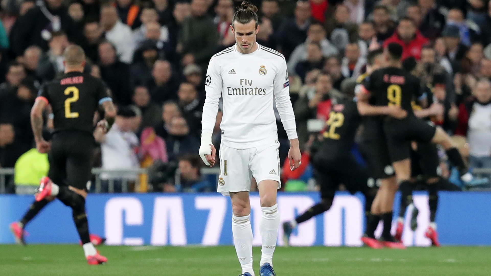 Real Madrid, Bale titulaire contre Eibar ?