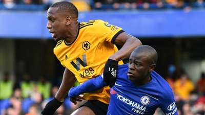 Wily Boly Wolves N'Golo Kante Chelsea