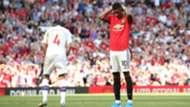 Marcus Rashford Manchester United Crystal Palace
