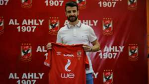 Al Ahly's new signing Mahmoud Metwally