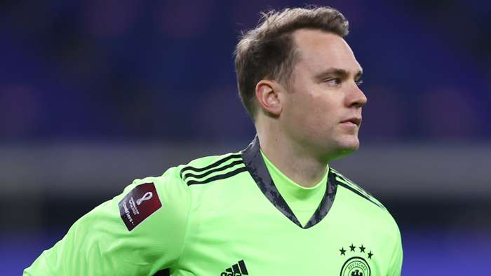 MANUEL NEUER GERMANY WC QUALIFICATION 25032021