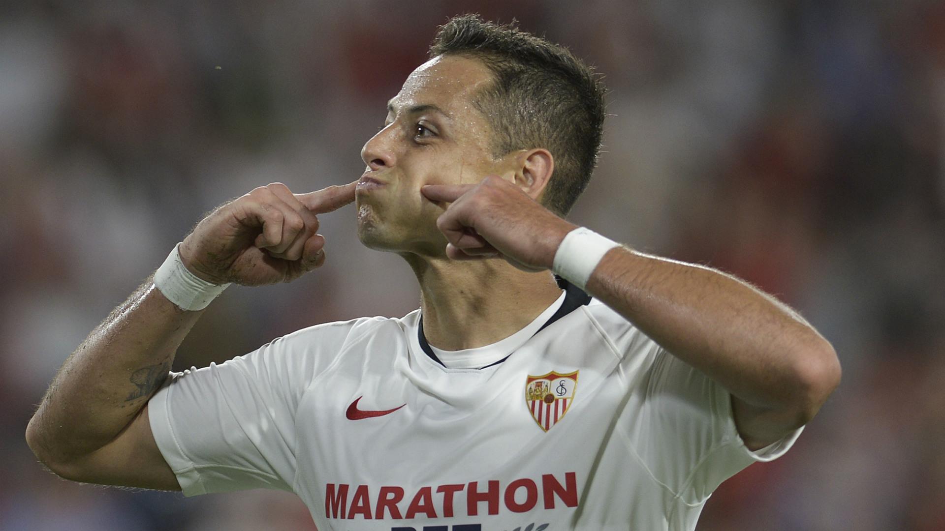 Chicharito set to join LA Galaxy in €9m transfer from Sevilla