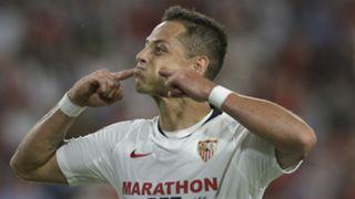 Javier Hernandez Chicharito Sevilla 2019-20
