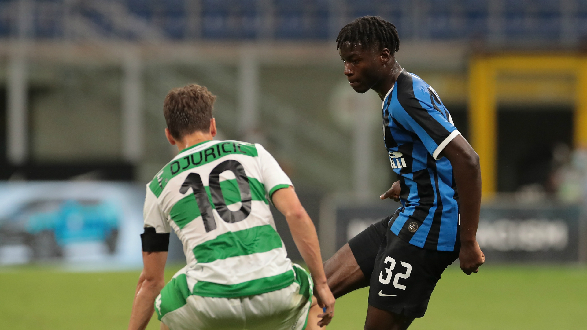 Cameroon-born Agoume happy to help Inter Milan in six-goal thriller against Sassuolo