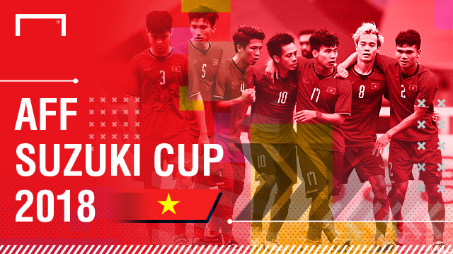 Vietnam AFF Cup 2018 Footer Banner