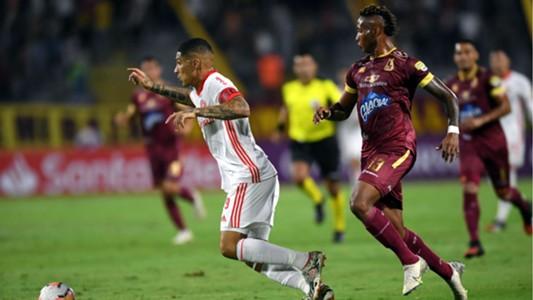 Tolima Internacional Copa Libertadores 2020