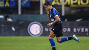 250919 Inter Lazio Alexis Sánchez