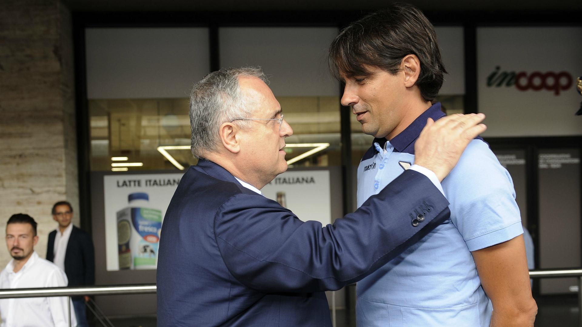 Mercato Juve, Lotito: