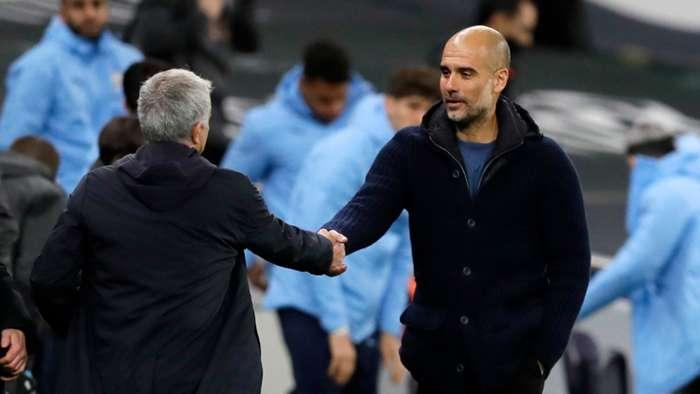 Pep Guardiola/Jose Mourinho 2020-21