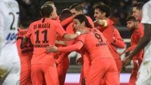 Tanguy Kouassi Amiens PSG Ligue 1