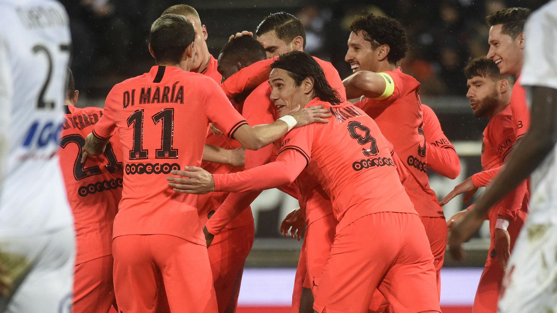 Amiens et le PSG se quittent sur un nul au bout d'un match fou (4-4)