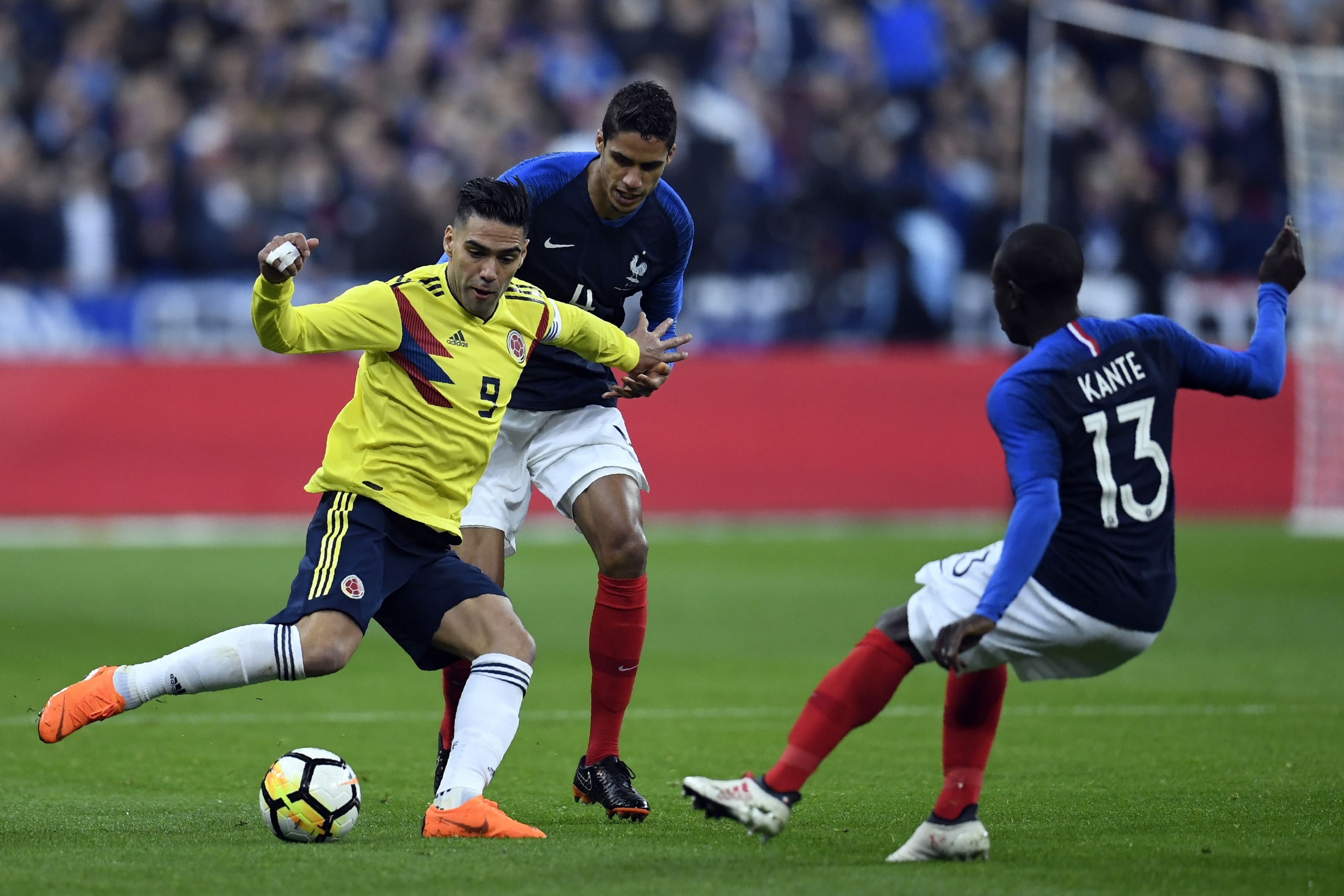 N'Golo Kante France Colombia
