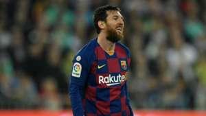 Lionel Messi Real Madrid vs Barcelona 2019-20