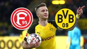 Fortuna Düsseldorf BVB LIVE-STREAM TV Bundesliga