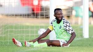 Mfon Udoh of Nigeria