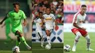 collage Bundesliga Players to watch