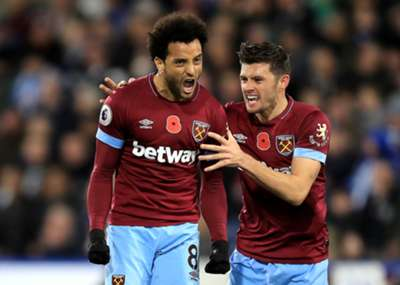 Felipe Anderson & Aaron Cresswell - West Ham United