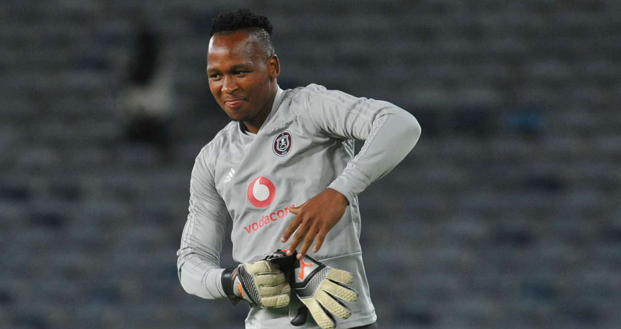 Brilliant Khuzwayo, Orlando Pirates, October 2018