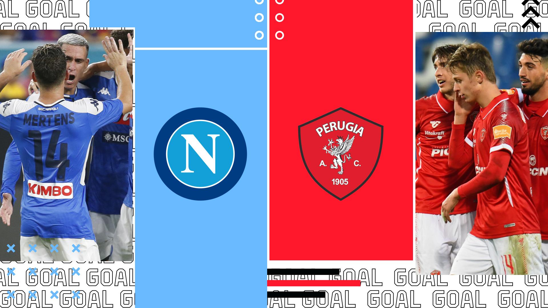 Napoli in Coppa Italia con poco turnover: col Perugia spazio a Lozano