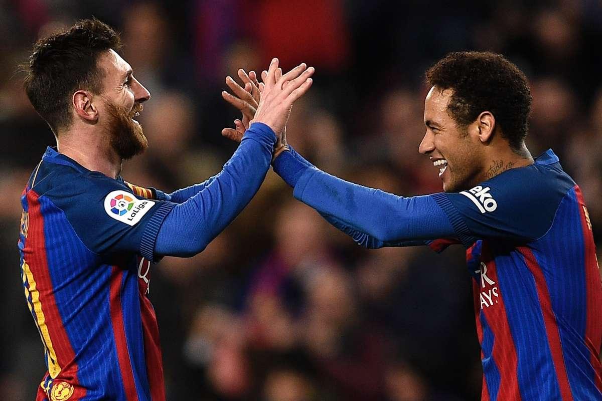 Neymar xúc động khi kể về tình cảm của Messi dành cho anh   Goal.com