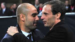 'We mistakenly followed Guardiola for 20 years!' - Allegri delighted to see rise of counter-attacking football