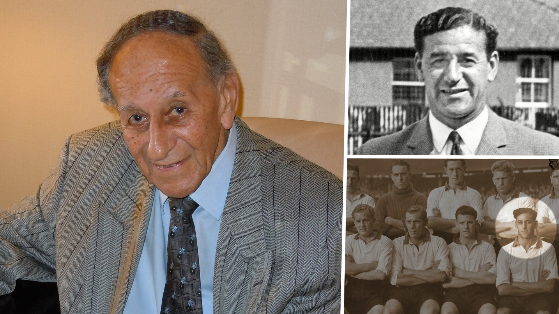 Tony Collins: England's first black manager passes away at 94