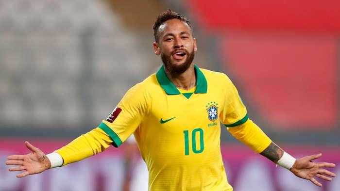 Neymar Brazil 2020