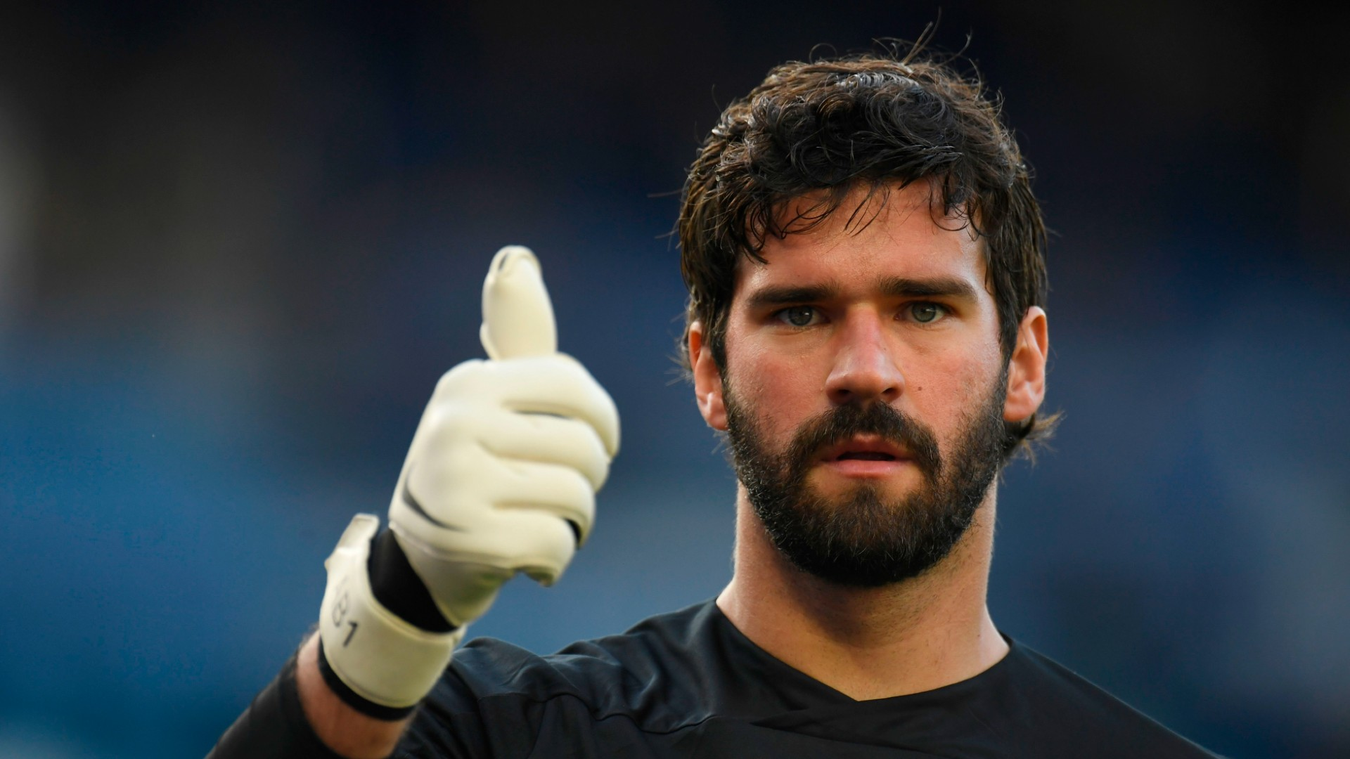'I always work to be the best!' - Alisson on his drive to 'achieve great things' at Liverpool