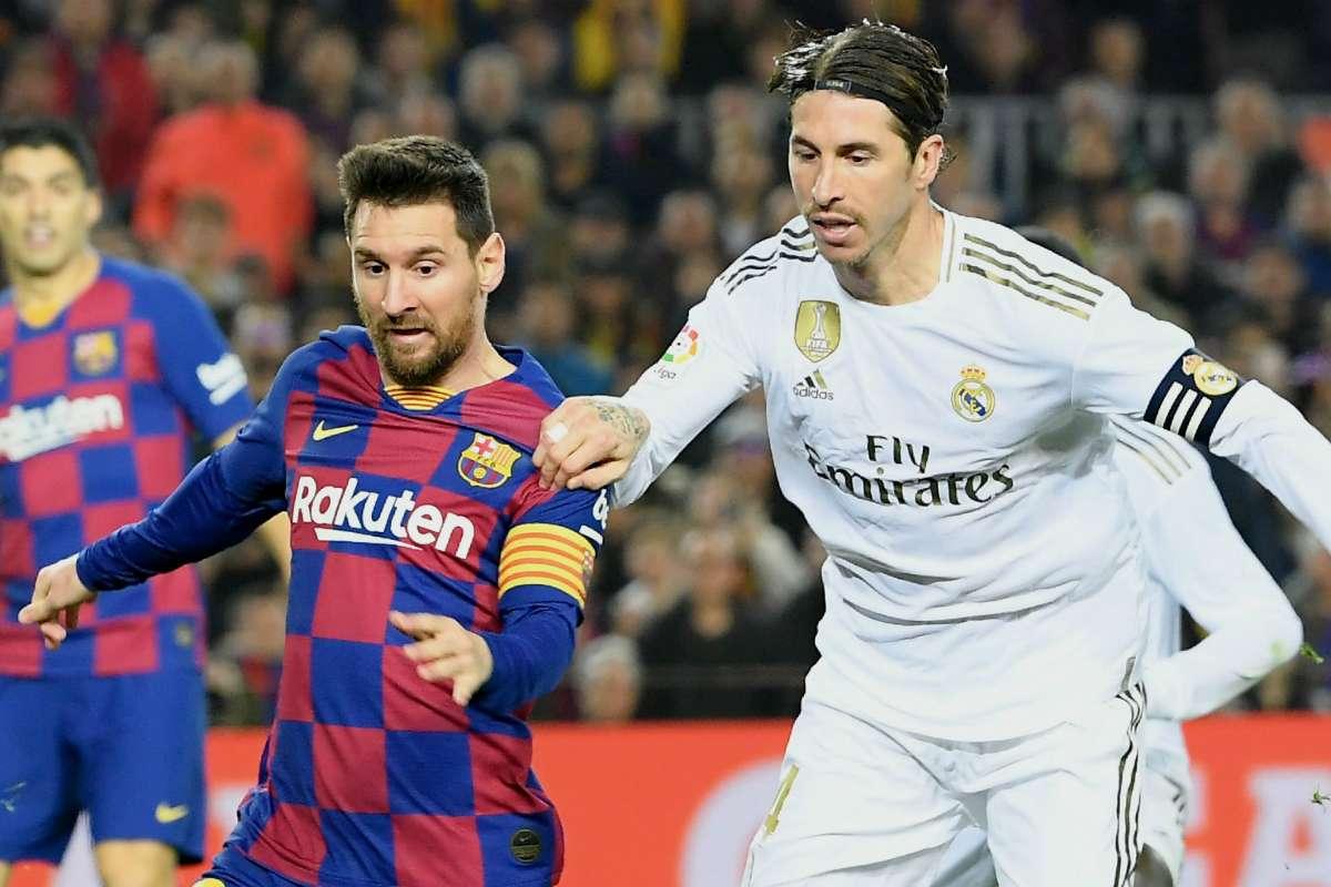 مشاهدة مباراة ريال مدريد وبرشلونة بث مباشر 01-03-2020 الكلاسيكو