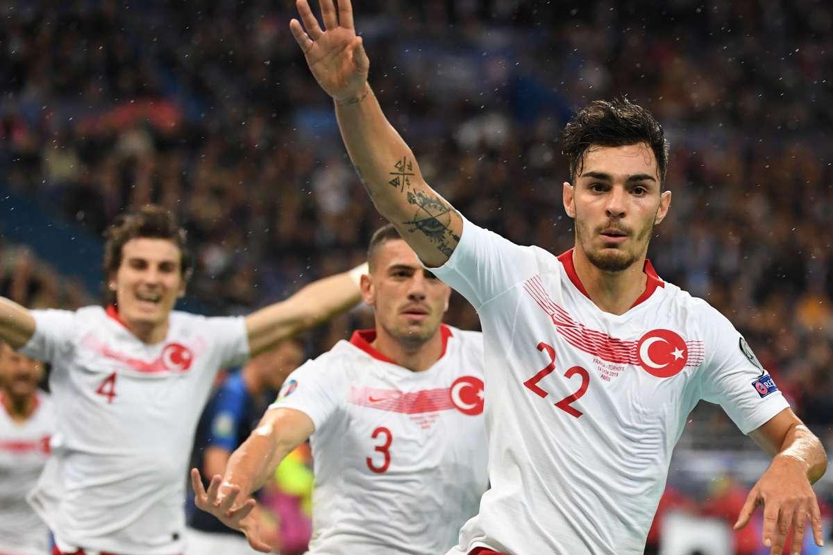 Kaan Ayhan: Avrupa Şampiyonası'Na Lider Gideceğiz | Goal.com