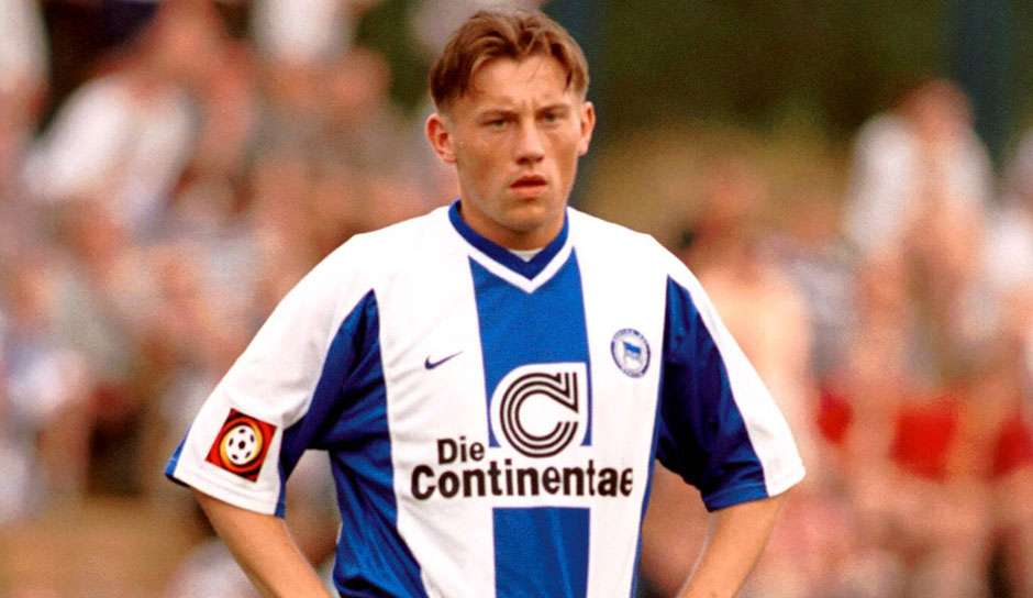 ONLY GERMANY Ivica Olic Hertha BSC