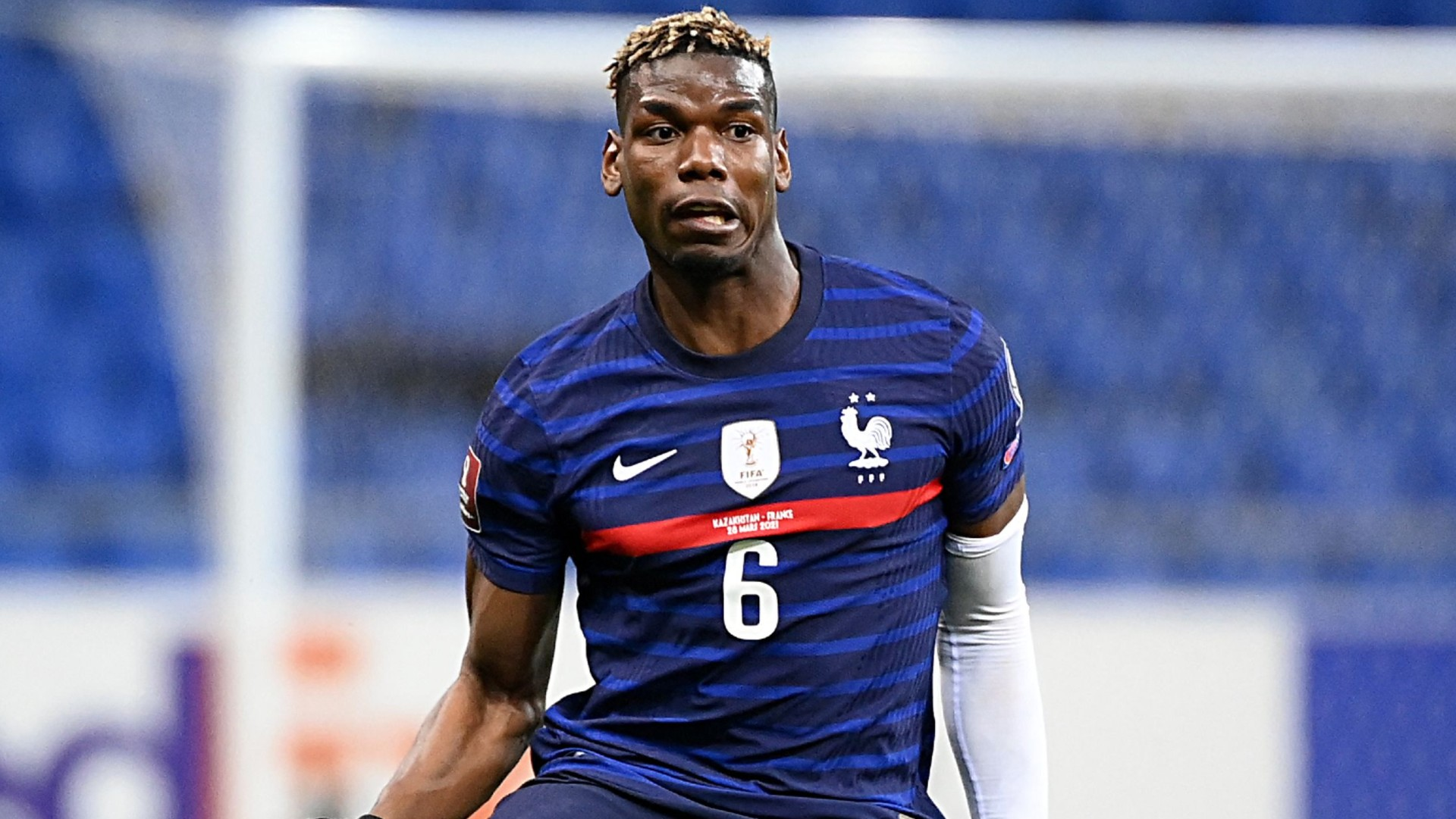 'Sometimes football can be cruel…but also beautiful' - Pogba vows France will 'come back stronger' after early Euro 2020 exit
