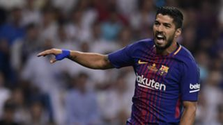 Luis Suarez Real Madrid Barcelona Supercopa 16082017