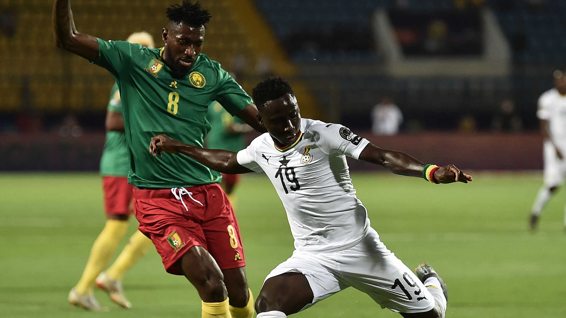 Anguissa: There is room for improvement despite Cameroon victory over 'legendary rivals' Nigeria