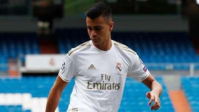 Reinier Real Madrid 2019-20