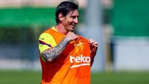 Lionel Messi Barcelona Entrenamiento 25052020