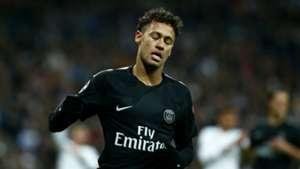 Neymar PSG Real Madrid Champions League