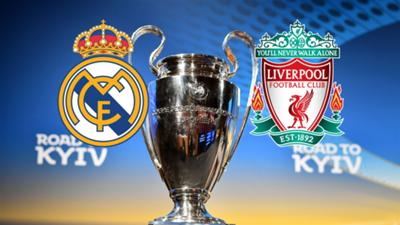 GFX Real Madrid FC Liverpool LIVE STREAM TV Champions League Finale