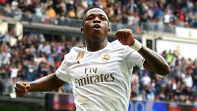 Vinicius Junior Real Madrid 2019-20