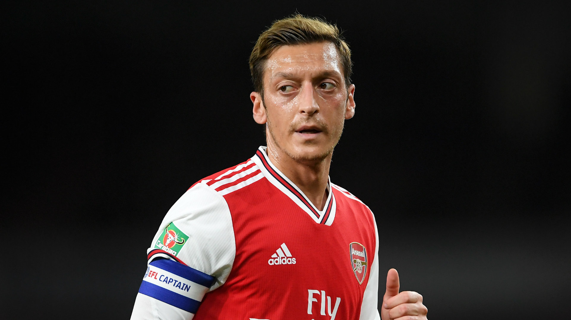 'Everyone at Arsenal respects Ozil' - Elneny opens up on German star's 'humble' nature