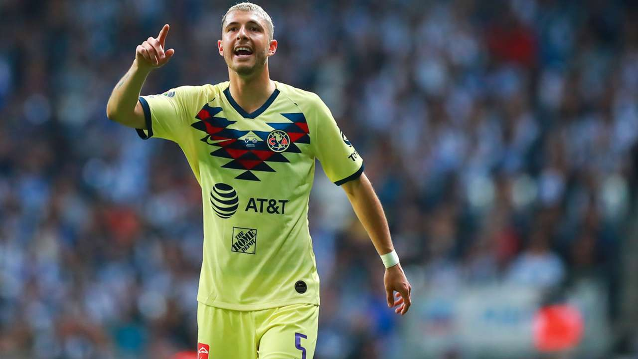 Guido Rodriguez Club America