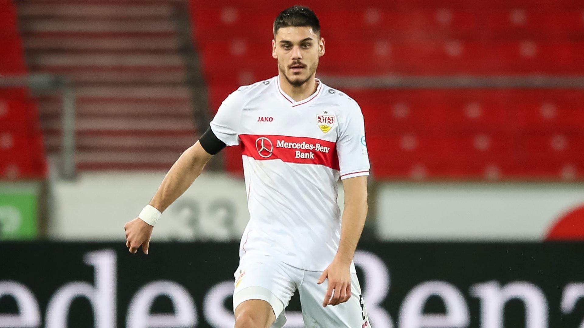 Arsenal send Mavropanos back on loan to Stuttgart for 2021-22 campaign
