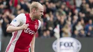 Davy Klaassen, Ajax - Heerenveen, Eredivisie 160417