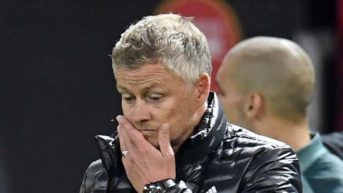 Ole Gunnar Solskjaer Man Utd 2019-20
